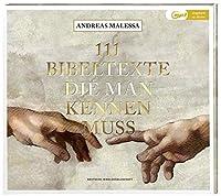 111 Bibeltexte die man kennen muss: 1 MP3-CD im Digipack