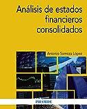 Análisis de estados financieros consolidados (Economía y Empresa)
