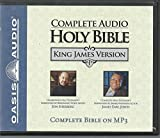 Holy Bible: King James Version: Complete Audio