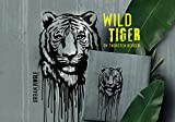 Swafing Wild Tiger by Thorsten Berger, Panel, Jersey/ca.