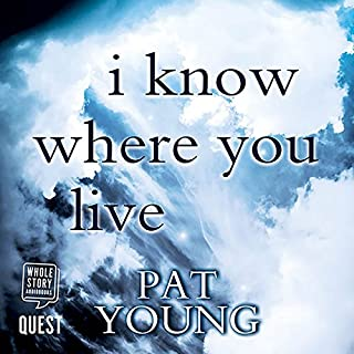 I Know Where You Live audiobook cover art