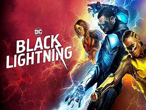Image result for black lightning