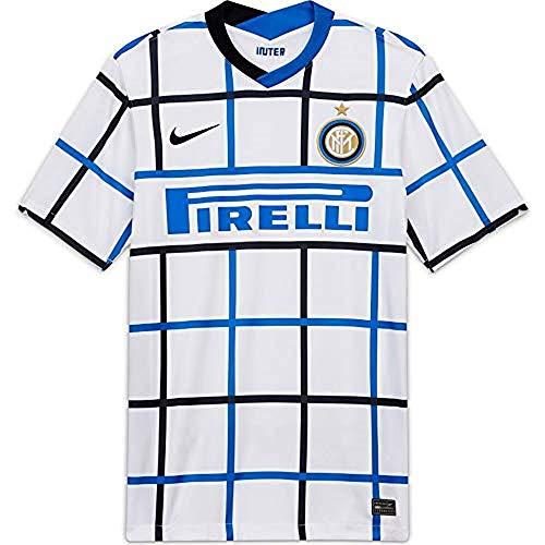 Nike 2020-2021 Inter Milan Away Football Soccer T-Shirt Jersey
