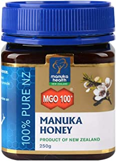 Manuka Health 蜜纽康 MGO100+麦卢卡蜂蜜250g