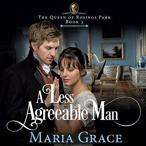 A Less Agreeable Man: Pride and Prejudice Variation Titelbild