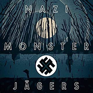 Nazi Monster Jagers cover art