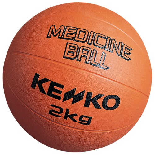 ナガセケンコー(KENKO) メディシンボール2000 [ MedicineBall 2KG ] M2000