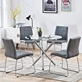 10 Best Glass Dining Table Sets