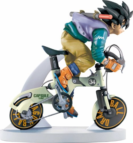 Megahouse - FIGMEG097 - Figurine - Dragon Ball Kai - Desktop - Real Mccoy Son Goku 02