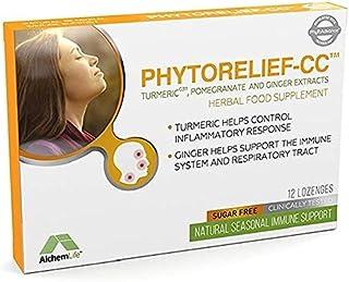 AlchemLife Phytorelief-CC Sugar Free Lozenges, 0.1 kg