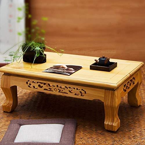 Goede tv-standaard lamp telefoontafel sofa bijzettafel eiken tafel salontafel woonkamermeubels tafels rechthoekig vaste tafel theetafel bed laptoptafel voor woonkamertafel tuin (kleur: Tisc 70 * 45 * 28 cm hout