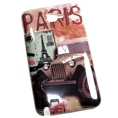 So'axess BCASGN7000-43 - Carcasa para Samsung Galaxy Note N7000, diseño de jeep...