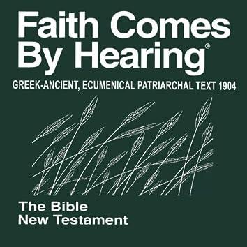 Greek-Ancient New Testament (Non-Dramatized) 1904 Ecumenical Patriarchal Text