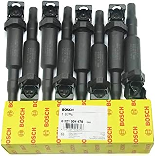 8 New OEM Bosch Ignition Coils 00044 0221504470 12137594937