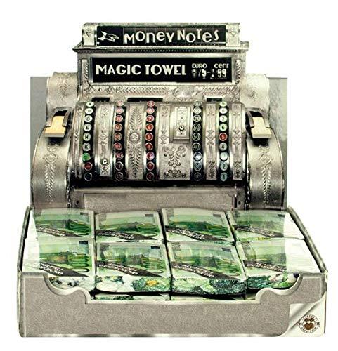 240423 3X Magic Towel Geldschein Money Notes 100 Euro Geldschein Magisches Handtuch Mitgebsel 3er Set