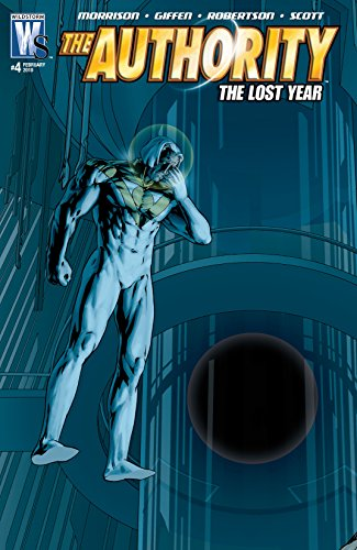 Download The Authority: The Lost Year (2006-2010) #4 (English Edition) B016AWI4UE