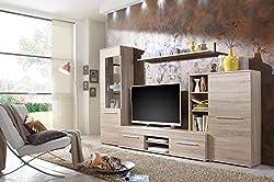 wohnwand auswahl 2016 die sch nsten wohnw nde. Black Bedroom Furniture Sets. Home Design Ideas