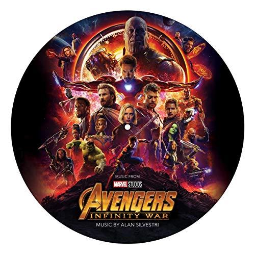 Avengers: Infinity War (Vinyl)