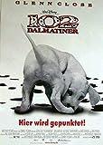 102 Dalmatiner - Glenn Close - Gérard Depardieu -