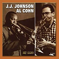 J.J.ジョンソン~アル・コーン[国内プレス盤 / 最新リマスター / 日本語解説付き](CDSOL-45614)