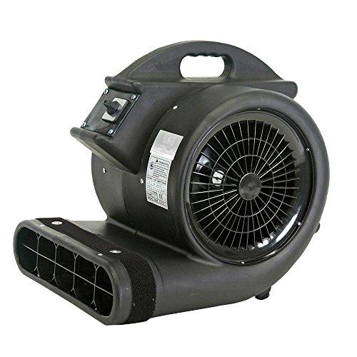 AirFoxx 3/4 HP 3 Speed Floor Dryer, AM3450a