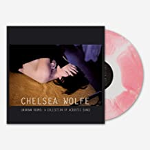 Unknown Rooms: A Collection Of Acoustic Songs - Exclusive Limited Edition White And Pink Starburst Colored Vinyl LP