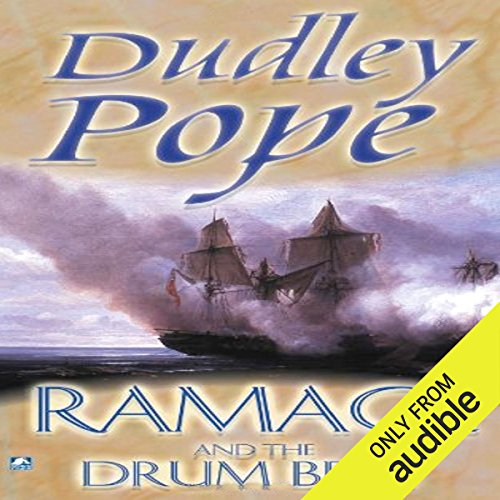 Ramage and the Drumbeat audiobook cover art