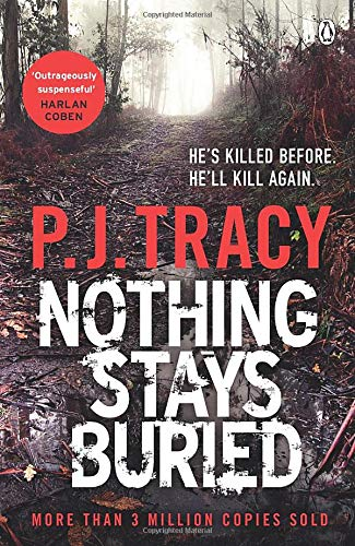 Nothing Stays Buried (Twin Cities Thriller, Band 8)