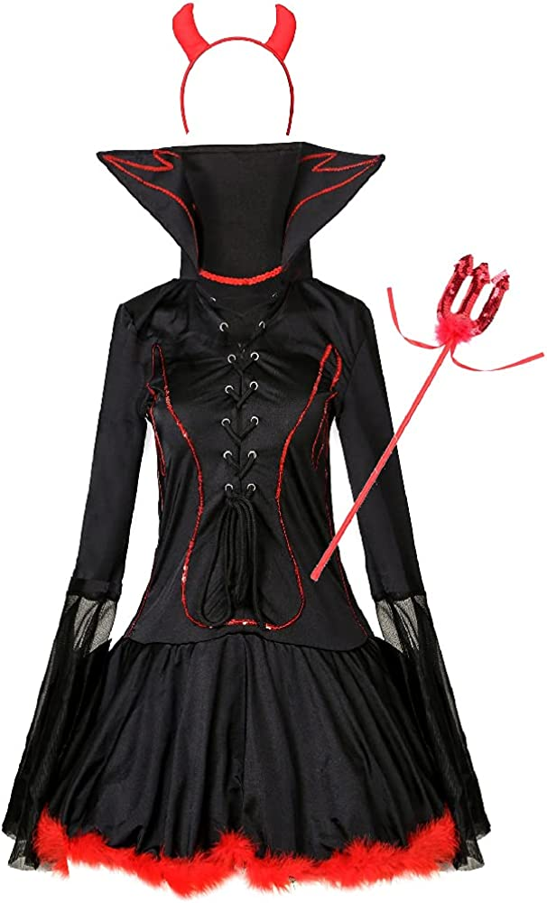 Quenny Popular products women sexy queen game suit uniform Max 86% OFF role-playing Halloween
