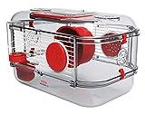 Zolux Cage pour Hamster, Souris, Gerbille ''RODY 3'' Mini