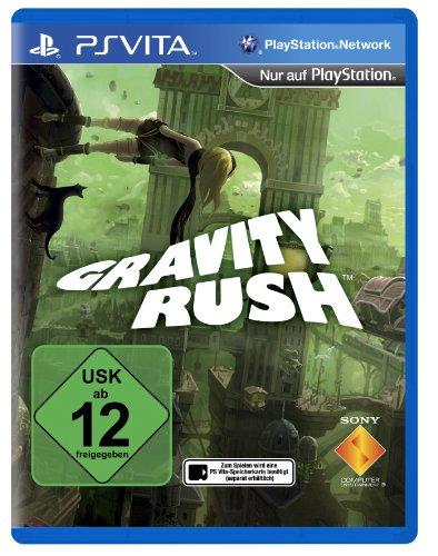 bester Test von gravity rush remastered Gravity Rush – [PlayStation Vita]