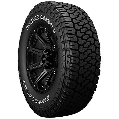 Firestone Destination X/T All Terrain Tire LT275/65R18 123 S E