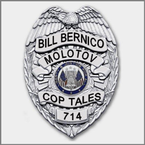 Molotov Cop Tales audiobook cover art