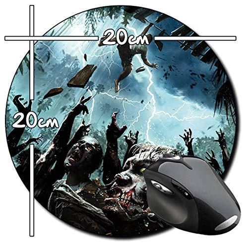 Dead Island Riptide Rund Mauspad Round Mousepad PC