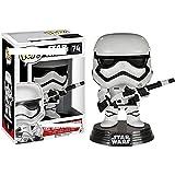 HUAL Figuras Pop Star Wars First Order Stormtrooper # 74 Figura De Acción...
