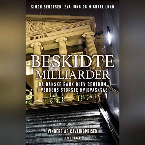 Beskidte milliarder cover art