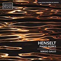 HENSELT/ PIANO MUSIC