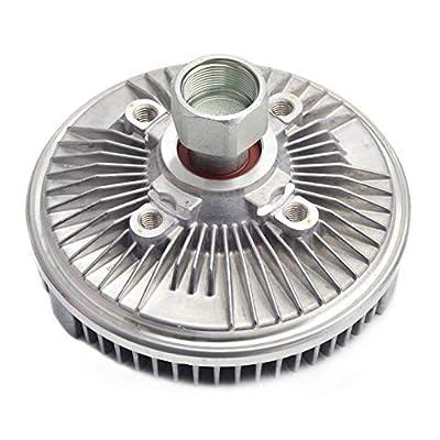 ADIGARAUTO 2786 Premium Engine Cooling Fan Clutch for 96-11 Chevrolet GMC Isuzu 4.3L 4.8L 5.0L 5.3L 5.7L 6.0L 15-4684
