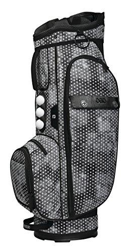 OGIO 2018 Majestic Cart Bag, Polka Dot