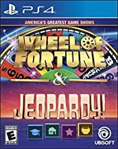America's Greatest Game Shows: Wheel of Fortune & Jeopardy - PlayStation 4 Standard Edition (Renewed)