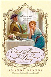 Colonel Brandon's Diary book cover, a Jane Austen variation