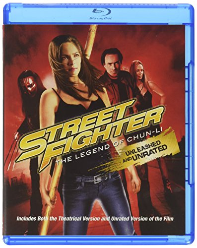 Street Fighter: The Legend Of Chun-Li Unrated [Edizione: Stati Uniti] [Italia] [Blu-ray]