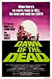 DAWN OF THE DEAD - GEORGE A ROMERO – Imported Movie Wall