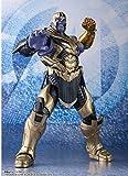 AMrjzr Figura de acción de Thanos de Segunda generación Figura en caja-18CM...