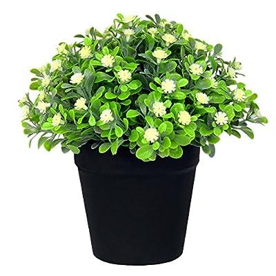 VGIA Small Artificial Plants for Home Decor