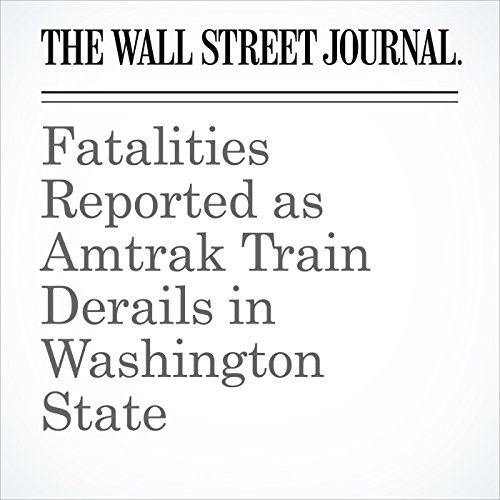 Fatalities Reported as Amtrak Train Derails in Washington State copertina
