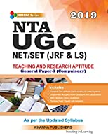 NTA UGC NET/ SET ( JRF & LS ) General Paper-I