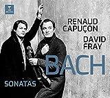 Renaud Capuçon, David Fray - Bach:Sonatas (CD) - Darius Milhaud, Albéric Magnard, Philippe Hersant, Carl Nielsen, Thierry Escaich. - -