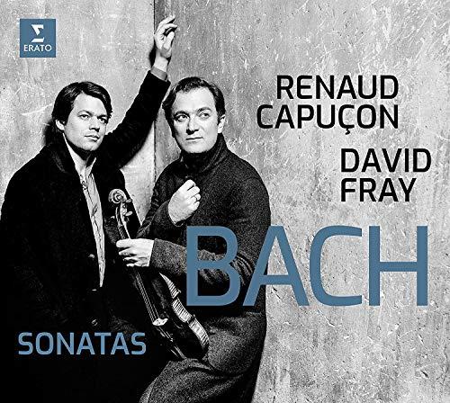 Renaud Capuçon & David Fray - Bach. Sonatas for Violin & Key