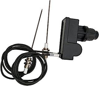 MeTer Star zestaw zapalników do grilla bateria AA dwa wyjścia ze świecą zapłonową długość przewodu 1 metrów długości (dwie...